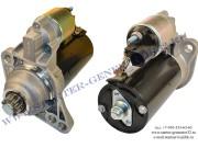 Стартер Bosch для Audi A3, Skoda: Fabia, Octavia, Volkswagen: Golf V, Passat, Caddy