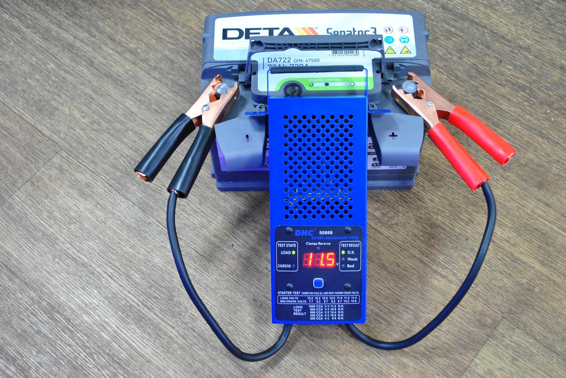 Нагрузочной вилки для аккумулятора своими руками